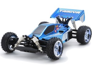 Tamiya 47346 TT-02B Neo Scorcher Blue Metallic
