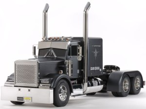 Tamiya 56356 Grand Hauler Matt Black