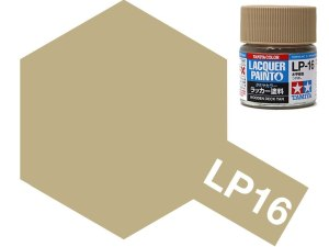 Tamiya 82116 LP-16 Wooden Deck Tan 10 ml