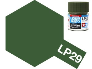 Tamiya 82129 LP-29 Olive Drab 2 10 ml