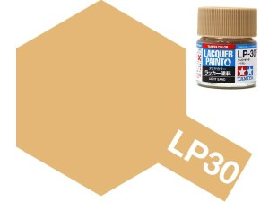 Tamiya 82130 LP-30 Light Sand 10 ml